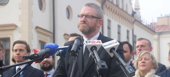 WAŻNE: Grzegorz Braun kandydatem Konfederacji na prezydenta Rzeszowa! (VIDEO, ZDJĘCIA)