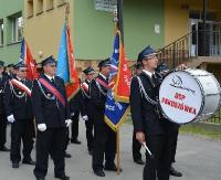 GMINA SANOK: Ochotnicza Straż Pożarna w Pakoszówce działa od 110 lat