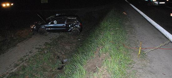 Policja poszukuje świadków tragicznego wypadku w Długiem