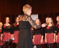 PSM SANOK: Trwają eliminacje do Międzynarodowego Festiwalu Kolęd i Pastorałek w Będzinie (ZDJĘCIA)