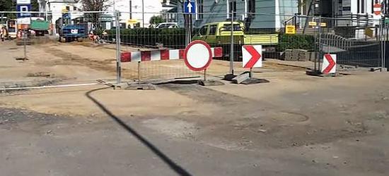 POWIAT SANOCKI: Przebudowa drogi. Utrudnienia w ruchu