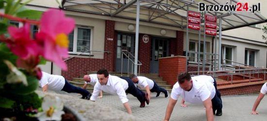 Urzędnicy na czele z burmistrzem pompowali dla małej Darii (VIDEO)