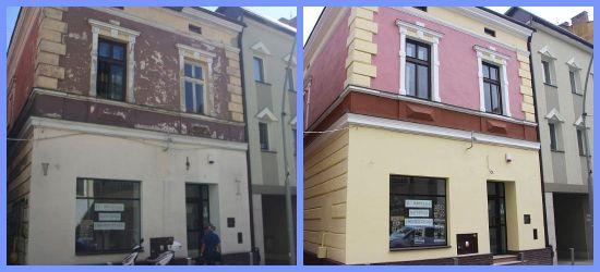 Skuteczna interwencja: SPGM wyremontowało budynek w centrum miasta! (FOTO)