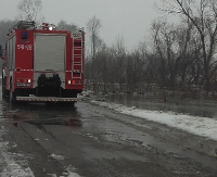Zarwana noc zagórskich strażaków. Aktualna sytuacja na Osławie