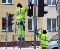 Sygnalizacja świetlna wróciła. Kierowcy mogą odetchnąć? (ZDJĘCIA)