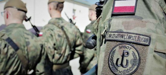 """Podkarpaccy Terytorialsi szkolą się na podoficerów. Rusza projekt """"SONDA"""""""