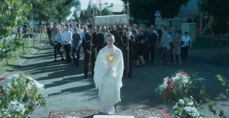 """Druhowie z Nowosielec i Zarszyna w filmie """"Boże Ciało"""". Obraz walczy o Oskara! (VIDEO)"""