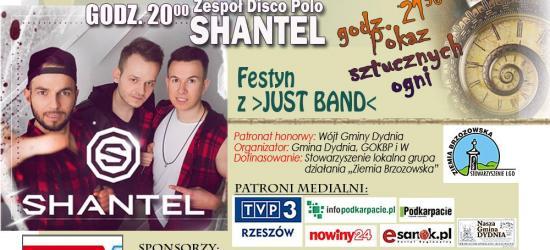 DNI GMINY DYDNIA: Gwiazdą wieczoru zespół Shantel! (VIDEO)