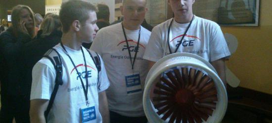 """Uczniowie ,,Mechanika"""" skonstruowali jedną z najlepszych turbin wiatrowych (ZDJĘCIA)"""