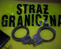 GRANICA: Obywatel Łotwy zatrzymany za kradzież broni  i obrót środkami odurzającymi
