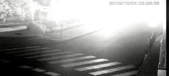 Złodzieje wysadzili bankomat! Eksplozję nagrał monitoring! (VIDEO)