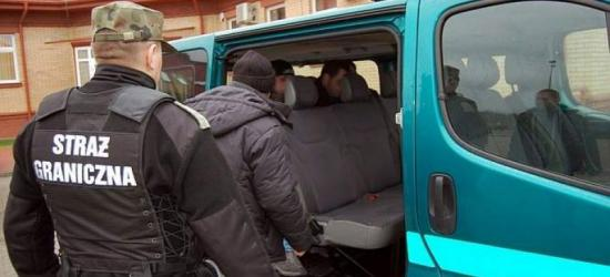 Zatrzymano 4 obywateli Rosji narodowości czeczeńskiej i Gruzina