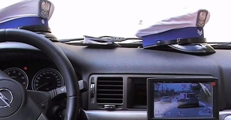 REGION: Ucieczka przez rzekę nietrzeźwego kierowcy