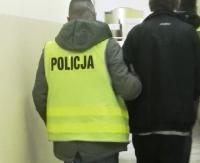 """GMINA ZARSZYN: Podejrzewany o kradzież samochodu i groźby karalne trafił na """"dołek"""""""