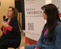 Rozmowa o kulturze w polityce. To fikcja czy rzeczywistość? M. Kidawa-Błońska u poseł J. Frydrych (LIVE, VIDEO)