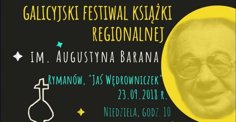 JAŚ WĘDROWNICZEK ZAPRASZA: Galicyjski Festiwal Książki