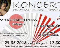JUTRO: Polsko-japoński muzyczny duet. Koncert w sanockiej PSM (PROGRAM)