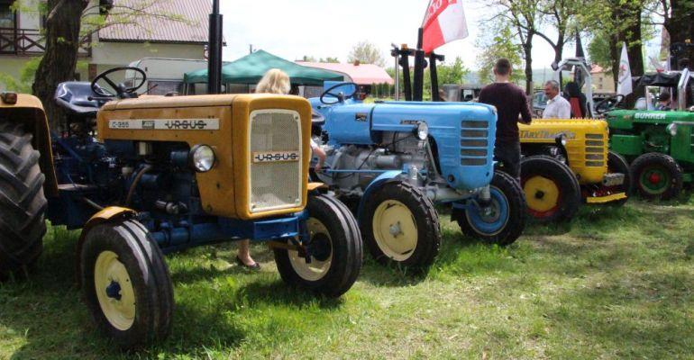 Drugie życie samochodów, motocykli, traktorów. Zlot w Besku (VIDEO)