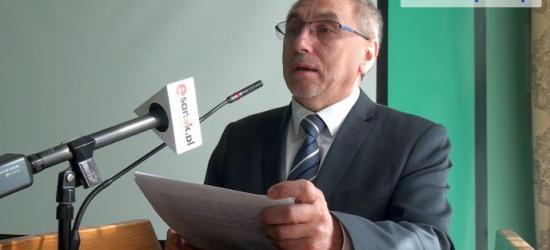 O Autosanie, Zielonym Rynku i sanockiej siatkówce w sprawozdaniu burmistrza (FILM)
