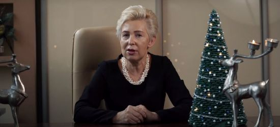 Życzenia na Boże Narodzenie składa Wójt Gminy Sanok (VIDEO)