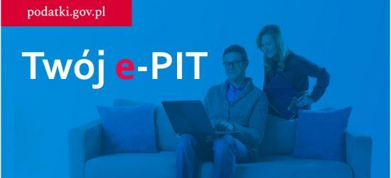 """SANOK: Podatniku, sprawdź usługę """"Twój e-PIT"""". Darmowe rozliczenia"""