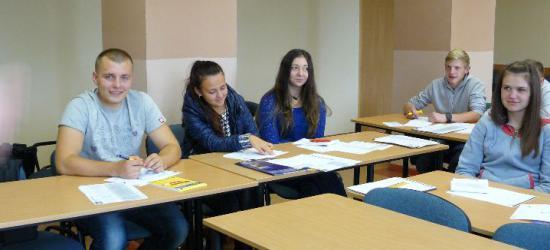 Do Sanoka przyjechali studenci z zagranicy. Uczą się polskiego (ZDJĘCIA)