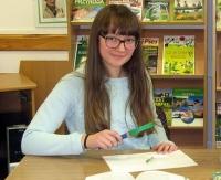 ZAGÓRZ: Laureatka z powiatu sanockiego w nagrodę pojedzie do Brukseli