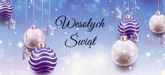 Życzenia świąteczne od funkcjonariuszy i pracowników sanockiej Policji