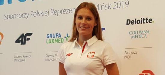 Sanoczanka reprezentuje Polskę na Igrzyskach Europejskich! (ZDJĘCIA)
