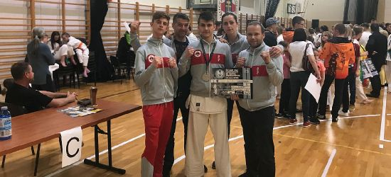Rewelacyjne występy zawodników UKS Karate Kyokushin Kumite Niebieszczany! (FOTO)