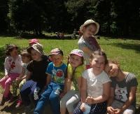 SANOK: Przedszkolaki w muzeum łowiecko-przyrodniczym w Nowosiółkach
