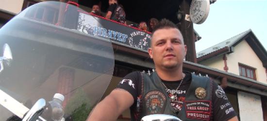 Motocykle i spora dawka rocka. Pirates of Roads Sanok zapraszają do Rudawki (FILM)