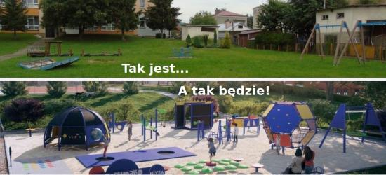 Wartość wygranego podwórka dla dzieci to 230 tys. zł!