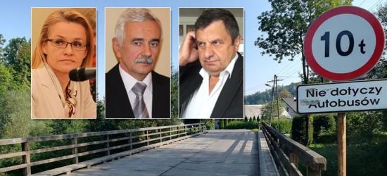 Przepada 3,8 mln zł dotacji na most w Tarnawie Górnej? Most nie powstanie?