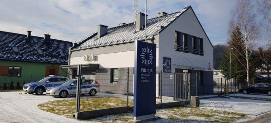 Nowa siedziba Posterunku Policji w Zagórzu (ZDJĘCIA)
