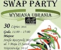 NASZ PATRONAT: Swap Party, czyli wymieniaj ubrania i uwolnij swoją szafę!