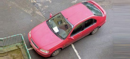Miejsca parkingowe tych kierowców nie interesują (ZDJĘCIE)