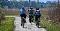 Szlak rowerowy z Trepczy przez Sanok do Zagórza