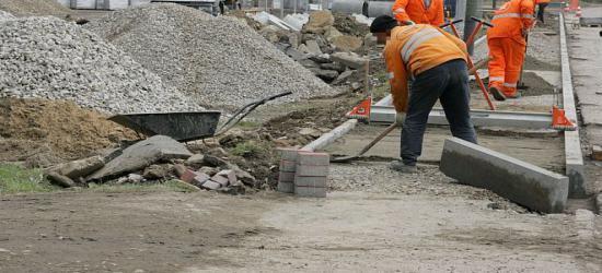 AKTUALIZACJA: W poniedziałek rozpocznie się remont ulicy Jezierskiego