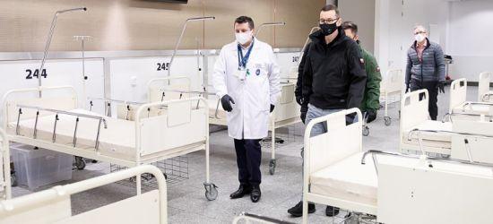 W Szpitalu Narodowym przebywa 44 pacjentów. Dziennie szpital kosztuje 700 tysięcy złotych