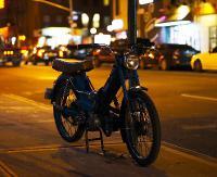 Dzielnicowy zatrzymał pijanego motorowerzystę. 57-latek miał ponad 1 promil alkoholu w organizmie i zakaz prowadzenia pojazdów