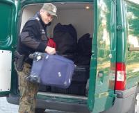 Pojechali na grecką wyspę Lesbos, będą wspierać Greków w ochronie granicy (ZDJĘCIA)