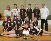 Unihokeistki z Bukowska brązowymi medalistkami mistrzostw Podkarpacia (ZDJĘCIA)
