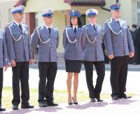CBOS: Polacy dobrze oceniają pracę Policji (WYKRESY)