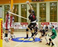 SIATKÓWKA: TSV pokonuje KPS Siedlce! Wygrana sanoczan w Pucharze Polski (ZDJĘCIA)