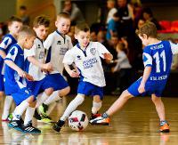 100 młodych piłkarzy zagrało dla byłego hokeisty STSu Piotra Lisowskiego (FOTORELACJA)