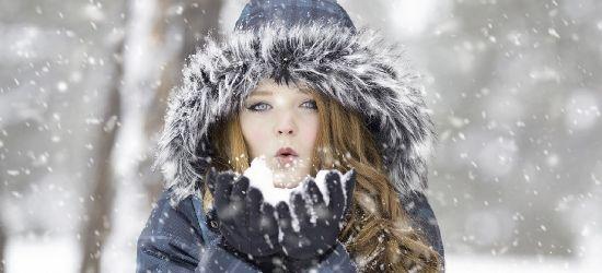 OSTRZEŻENIE: Sypnie śniegiem. Uważajmy!