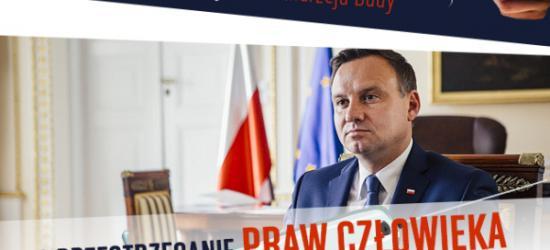 PETYCJA DO PREZYDENTA: Obowiązek szczepień w Polsce? Skoro jest ryzyko musi być wybór
