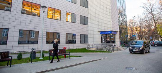 Sytuacja w Klinicznym Szpitalu Wojewódzkim. Komunikat