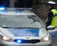 SANOK: Wzmożone działania policji w mieście. Niewybuch i zgłoszenie o mężczyźnie wchodzącym pod nadjeżdżające samochody